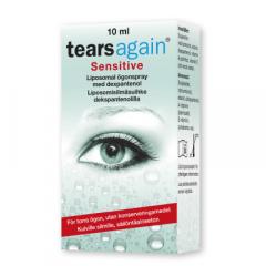 Tearsagain Sensitive silmäsuihke 150 dos