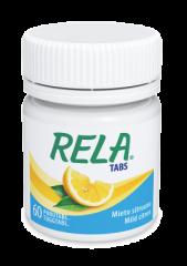 Rela tabs Mild Lemon 60 purutabl