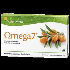 Omega7 tyrniöljykapseli 60 kaps