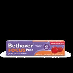 Bethover Focus Pore karpalo 20 poretabl