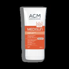 ACM Medisun SPF50+ cream kevyt sävy aurinkovoide 40 ml