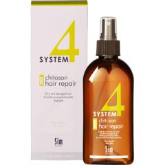 SYSTEM 4 CHITOSAN HAIR REPAIR R HOITONESTE, KUIVAT/HENNOT HIUKSET 200 ML