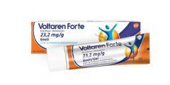 VOLTAREN FORTE 23,2 mg/g geeli 50 g