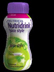 NUTRIDRINK Juice style omena 24x200 ml