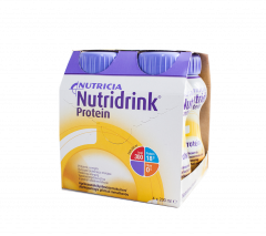 Nutridrink Protein Aprikoosi 24x200 ml