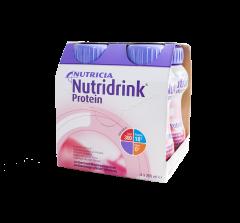Nutridrink Protein Mansikka 24x200 ml