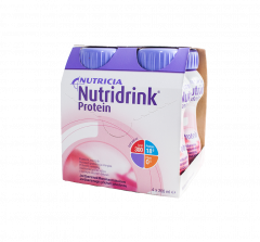 Nutridrink Protein Mansikka 96x200 ml
