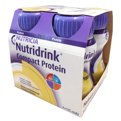 Nutridrink Compact Protein Banaani 96x125 ml