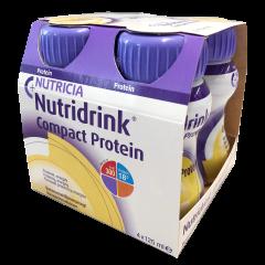 Nutridrink Compact Protein Banaani 72x125 ml