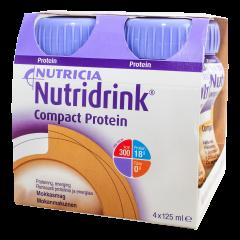 Nutridrink Compact Protein Mokka 24x125 ml