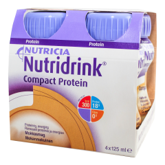 Nutridrink Compact Protein Mokka 96x125 ml