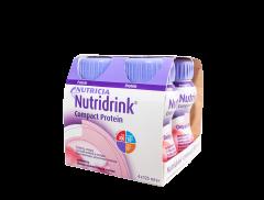Nutridrink Compact Protein Mansikka 24x125 ml