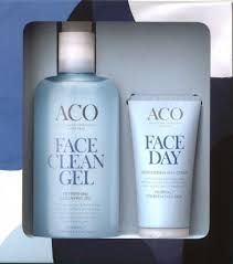 ACO FACE Daily Cleansing Gel & Day Cream 200+50 ml